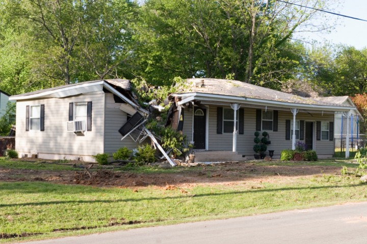 Storm Damage by DMS Restoration Services, Inc